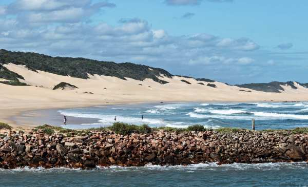 East Beach, Port Alfred