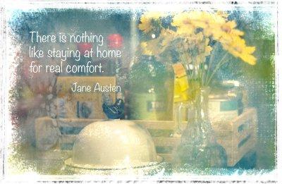 Home comforts (C) Deborah Ann Stott 2016