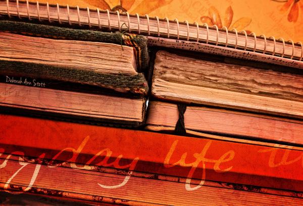 Journals (C) Deborah Ann Stott 2016