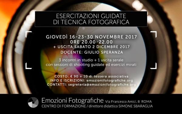 Corso Fotografia Postproduzione