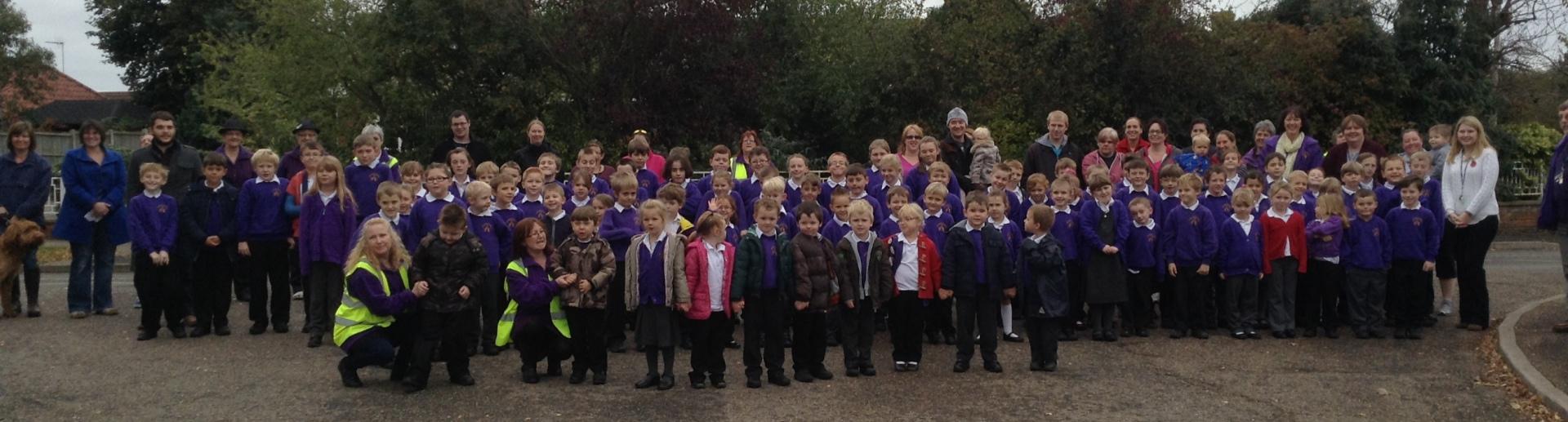 School Academy Launch October 2014