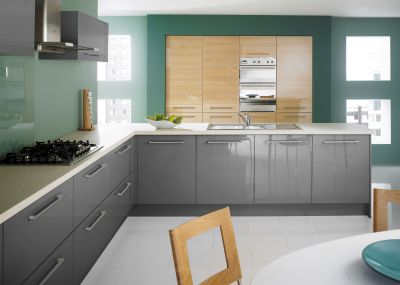 Painted Gloss Slab Door Price Group 3