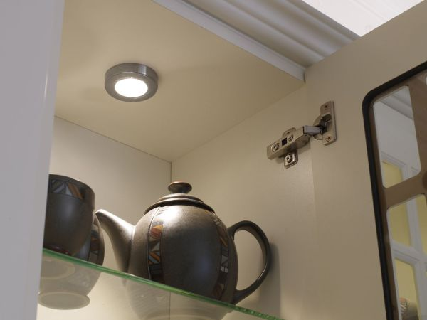 In Cabinet Lighting