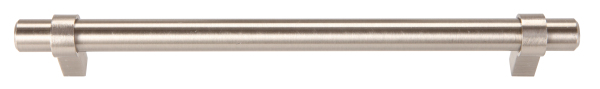 TH322 Stainless Steel 'D' Rail Set