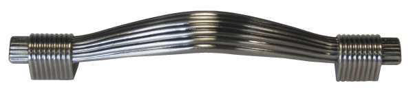 TH343 Pewter Wire Bow