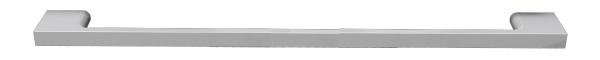 TH1003 Brushed Steel Slimline Set