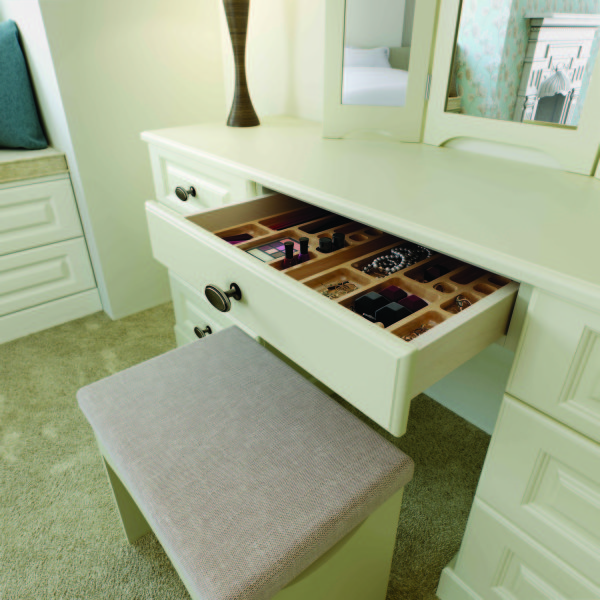 Fitted Bedroom Furniture Traditional