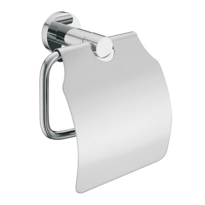 Paper Holder and Cover Chrome
