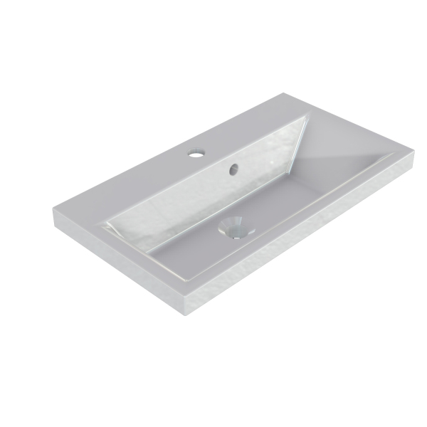 Simplicity Mineral Cast Basin 320mm