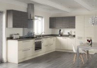Woodgrain Kitchen