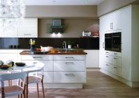 Matt White Fitted Kitchen