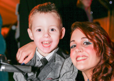 Charity Cycle Ride for Disabled Epworth Boy