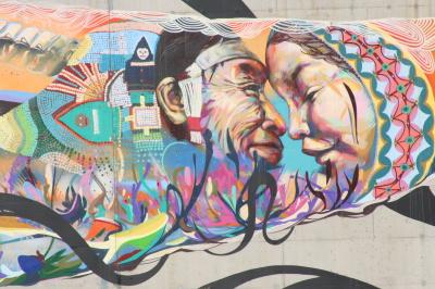 Murales, Iqaluit, Nunavut