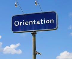 GUIDANCE IS NOT ORIENTATION