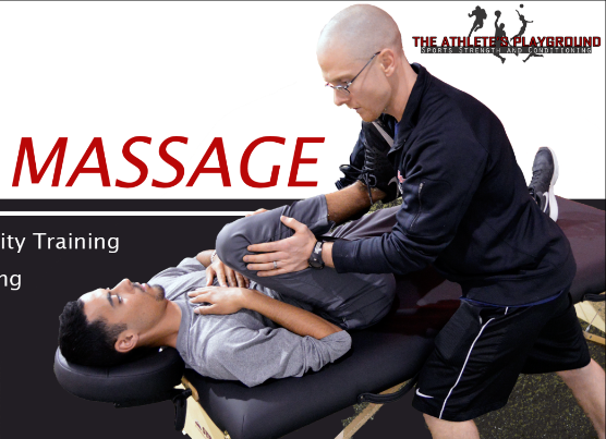 Sports Performance Massage