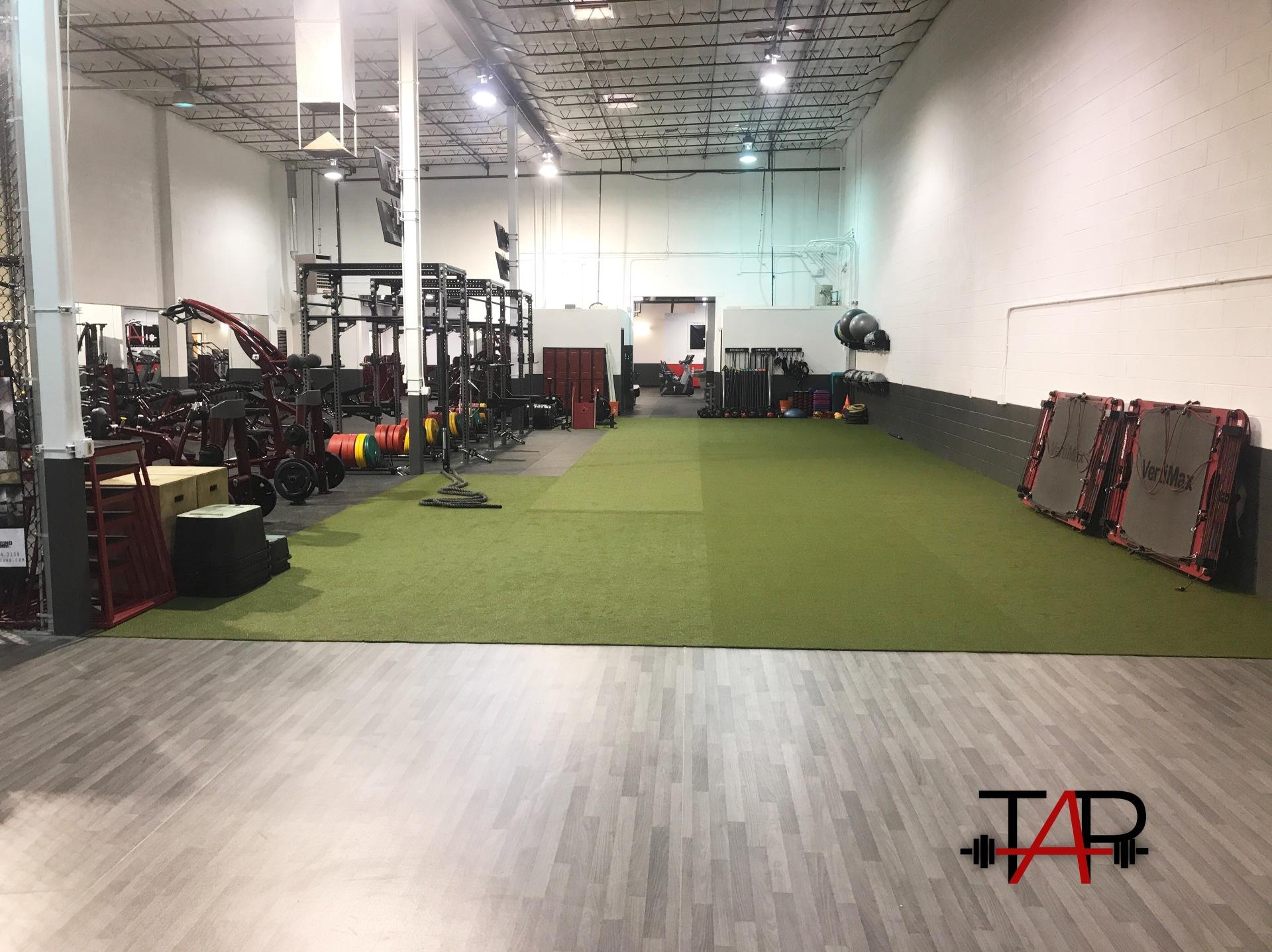 Turf Training Area