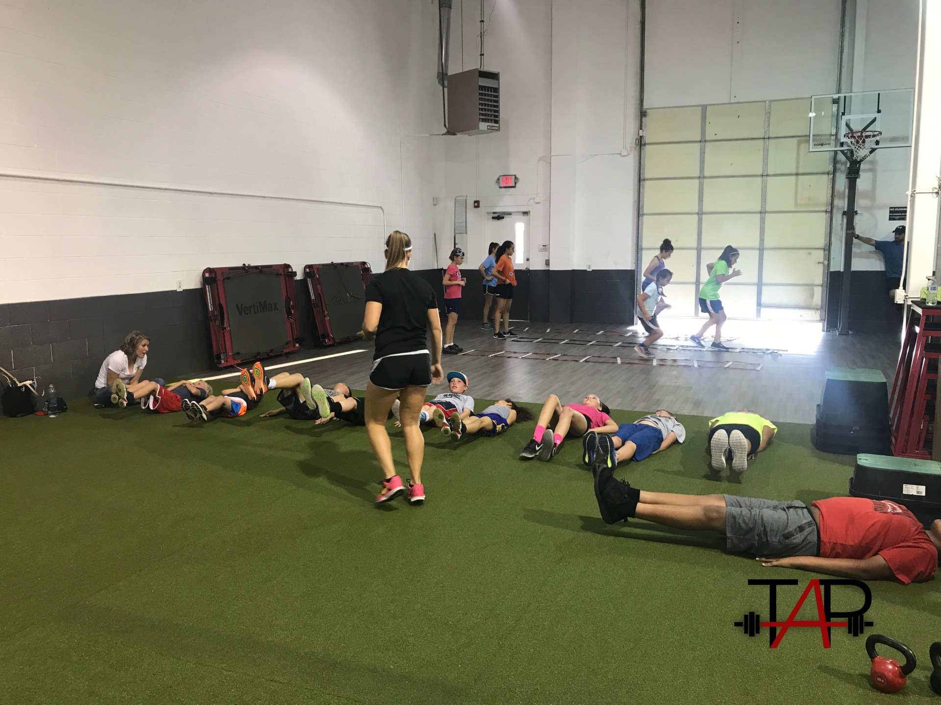 Youth Strength and Conditioning Classes