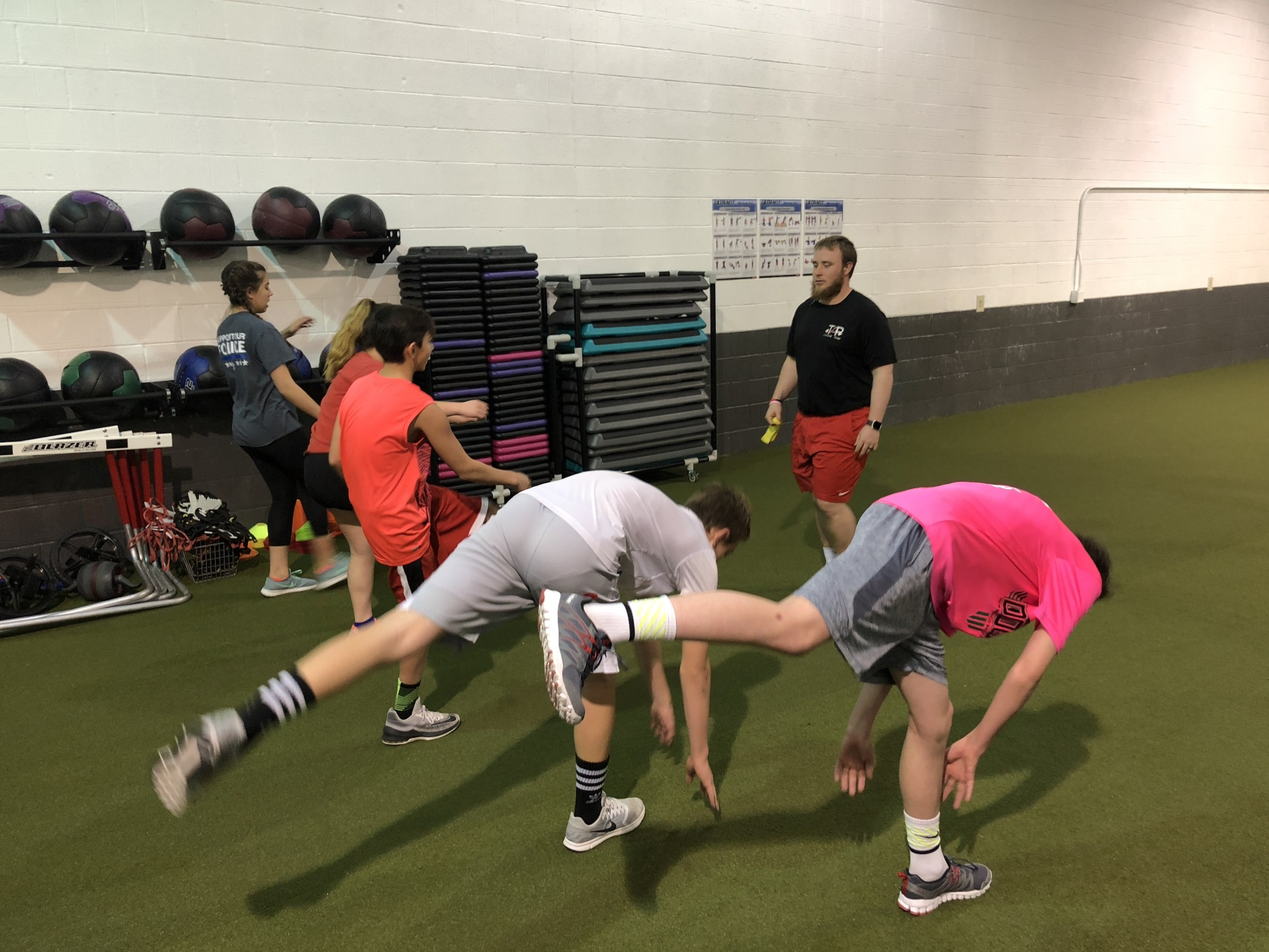 Advanced Speed and Explosiveness