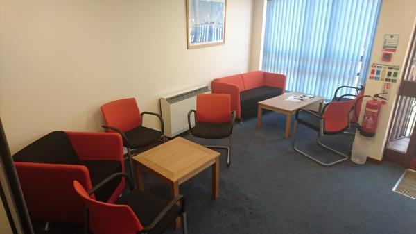 Reception/ break out area
