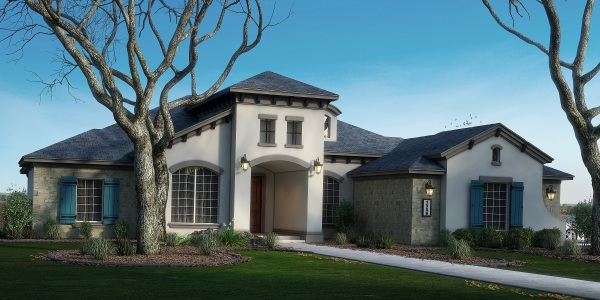 Riverview Model Home 1