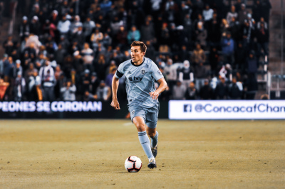 Sporting Kansas City Dominated In CONCACAF Semifial
