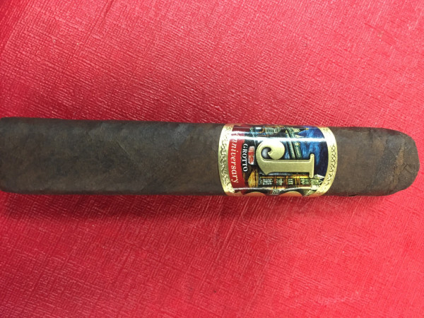 J. Grotto Anniversary Box Pressed Double Robusto Maduro Cigar Release by JJ Cigar Review