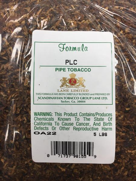 Lane Limited PLC pipe tobacco press release by JJ Cigar Review