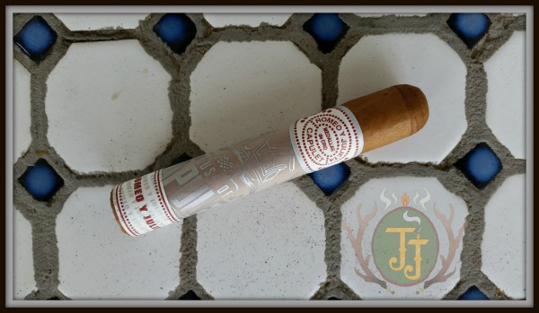 Romeo y Julieta House of Capulet Robusto cigar review by JJ Cigar Review. Courtesy of Famous Smokes