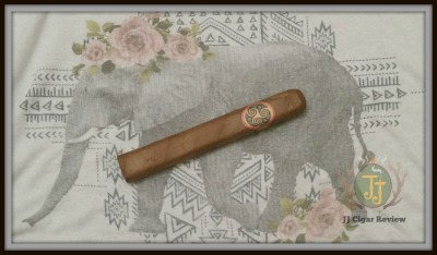 Gaaja cigar review by JJ Cigar Review. Courtesy of Bombak Tobak.