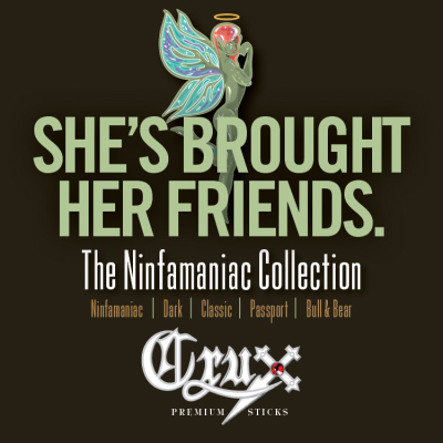 Crux CigarNinfamaniac Collection press release by JJ Cigar Review