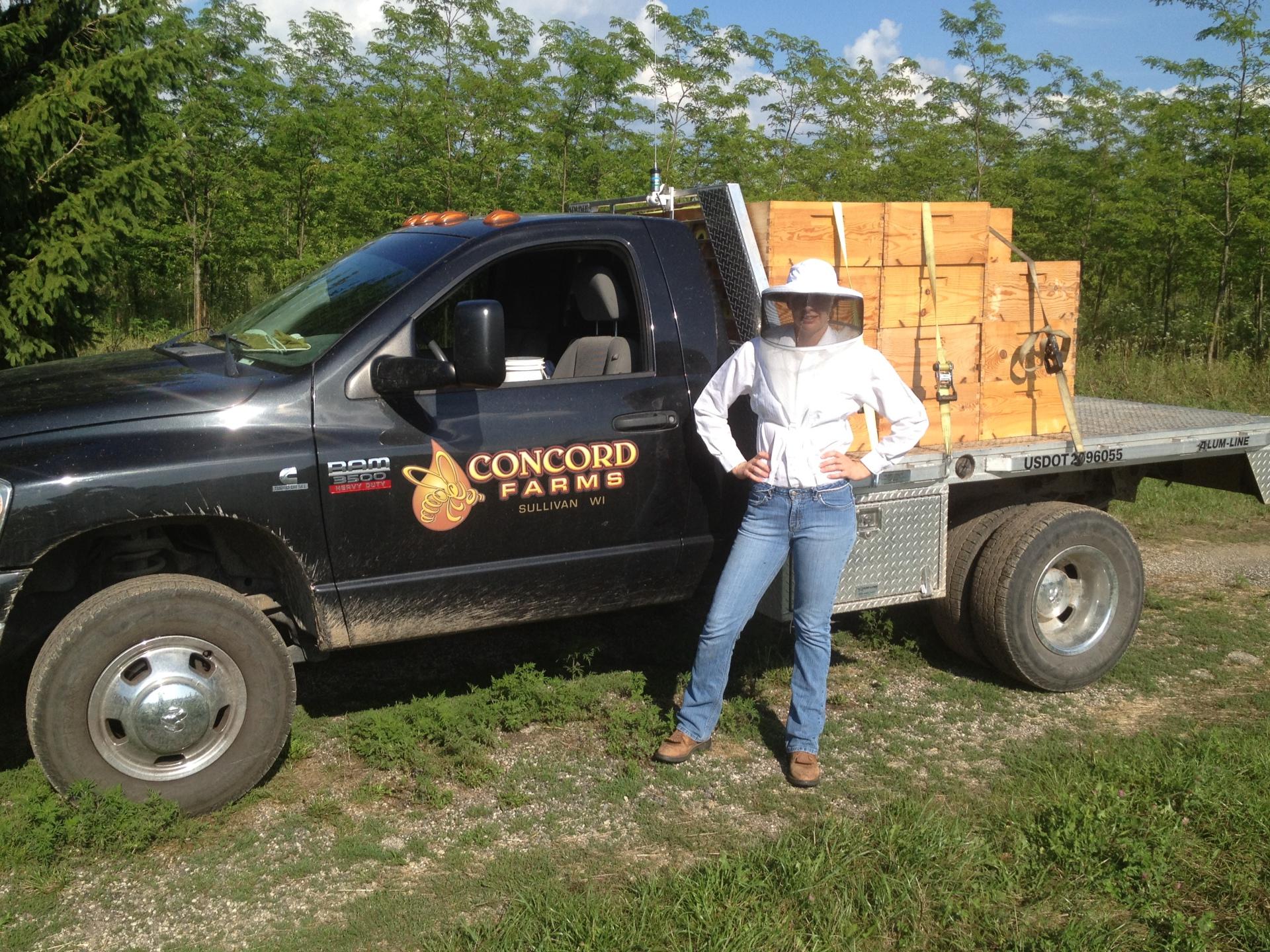 Concord Farms honey