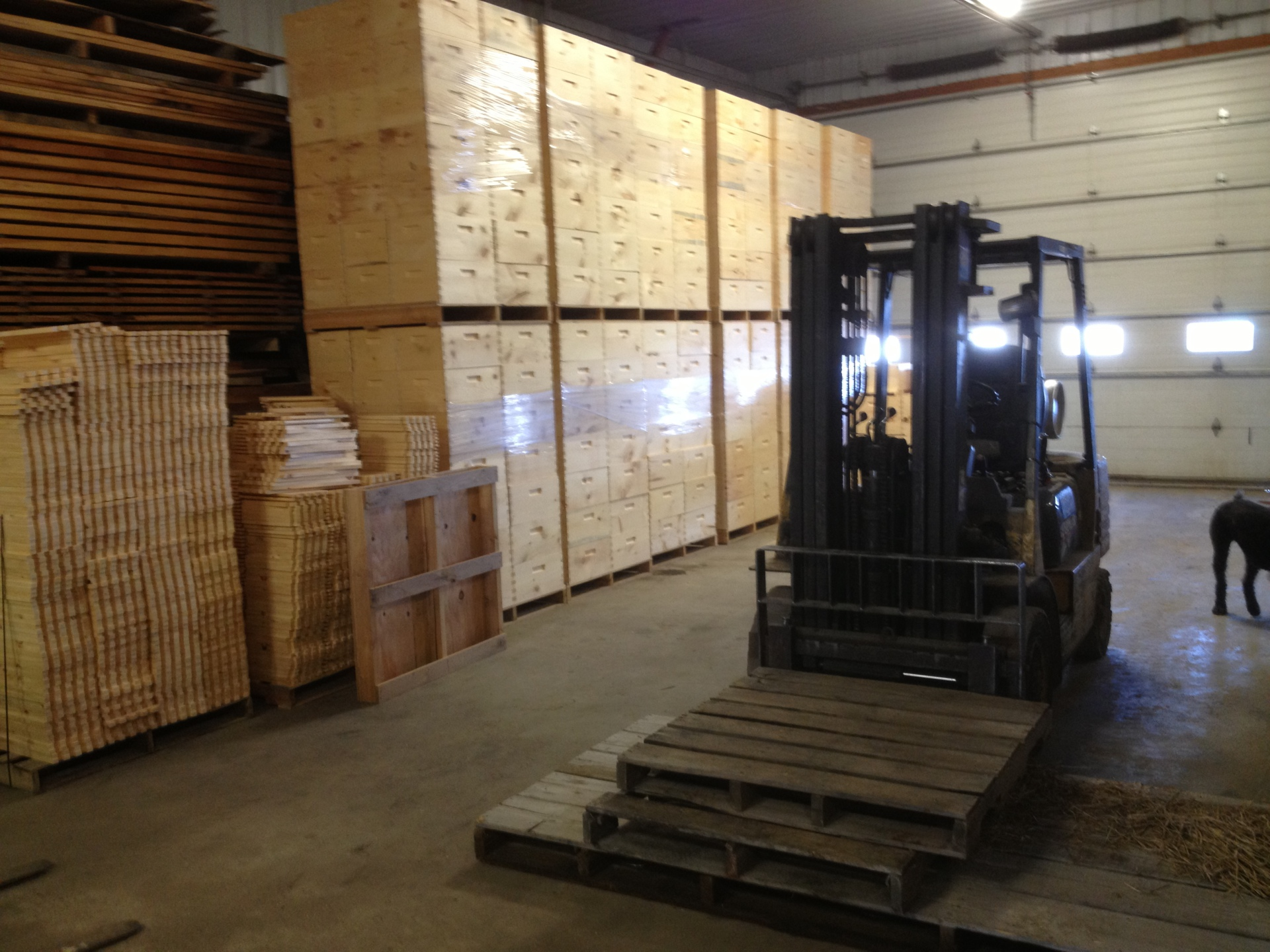 bee box warehouse