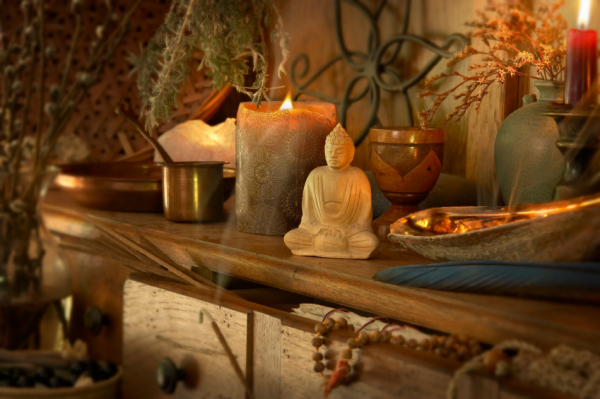Sacred Space: More Than Just Lighting Candles