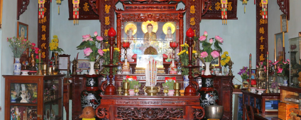 Ancestral Altars: Honoring Our Loved Ones