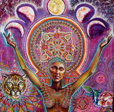 Shamanic Journeys & Healing