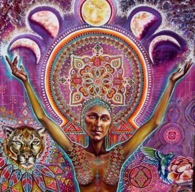 Shamanic Journeys & Healing