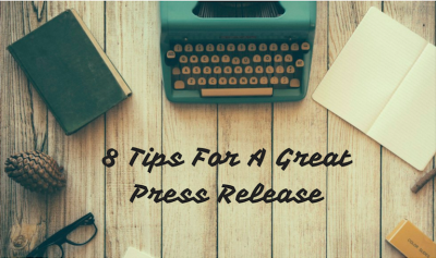 Press release tips image