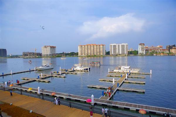 The Kochi International Marina