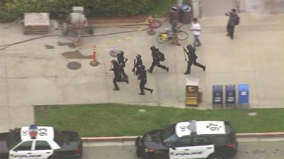 Two people were murdered in a shooting at UCLA