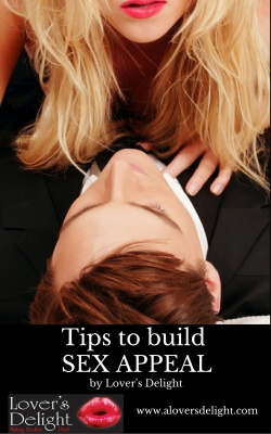 Tips to build SEX APPEAL
