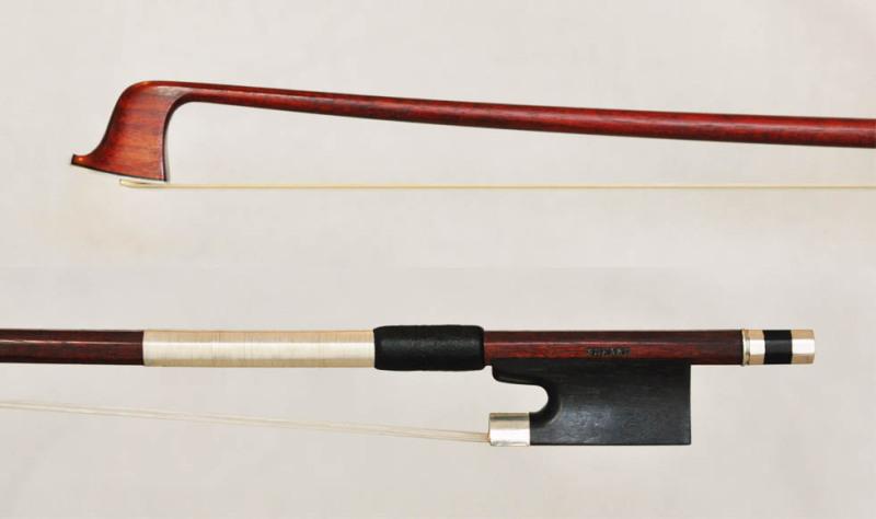 Violin bow  by Joel Sheard Perth Western Australia
