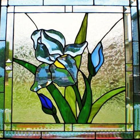 Beveled Iris