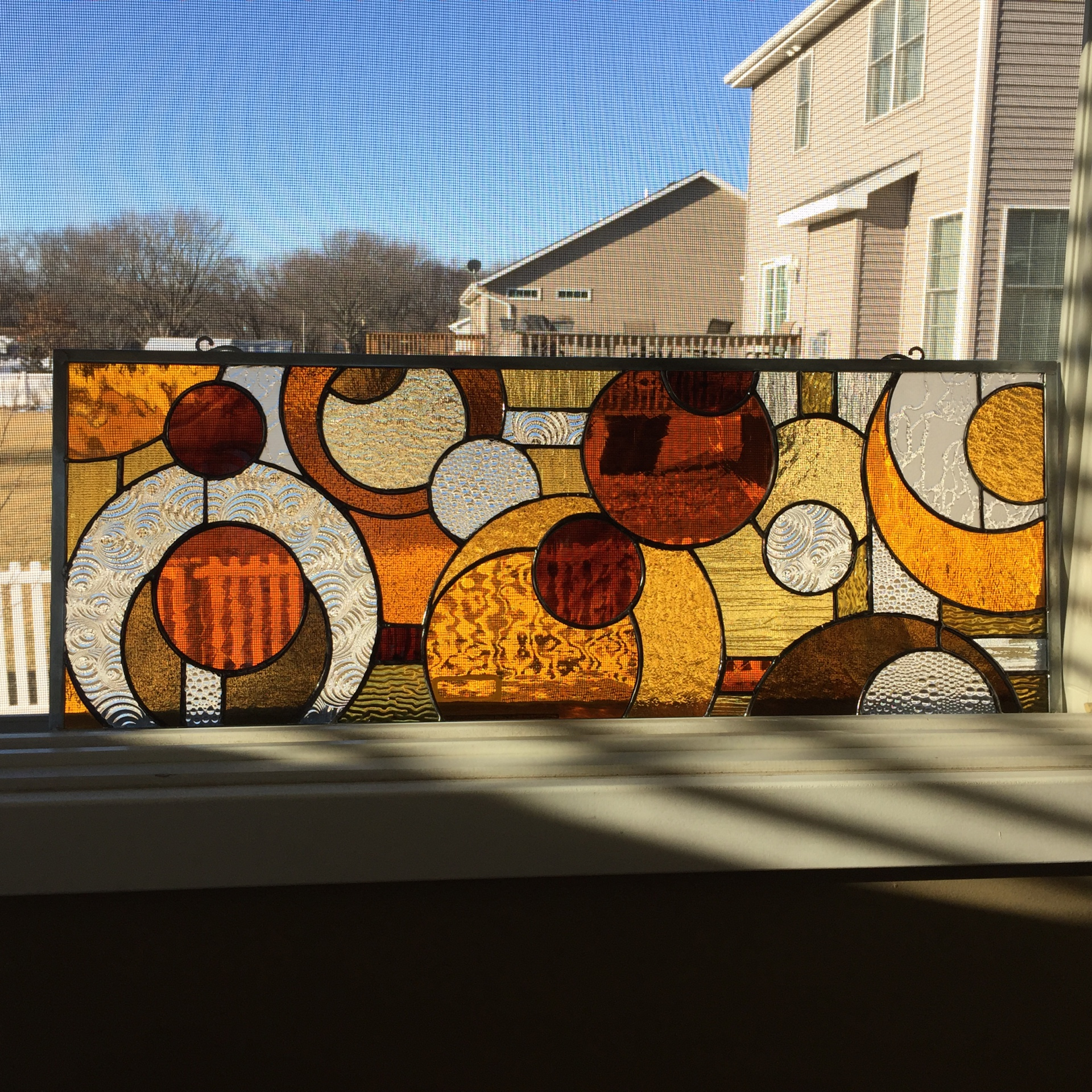 Stained Glass Custom