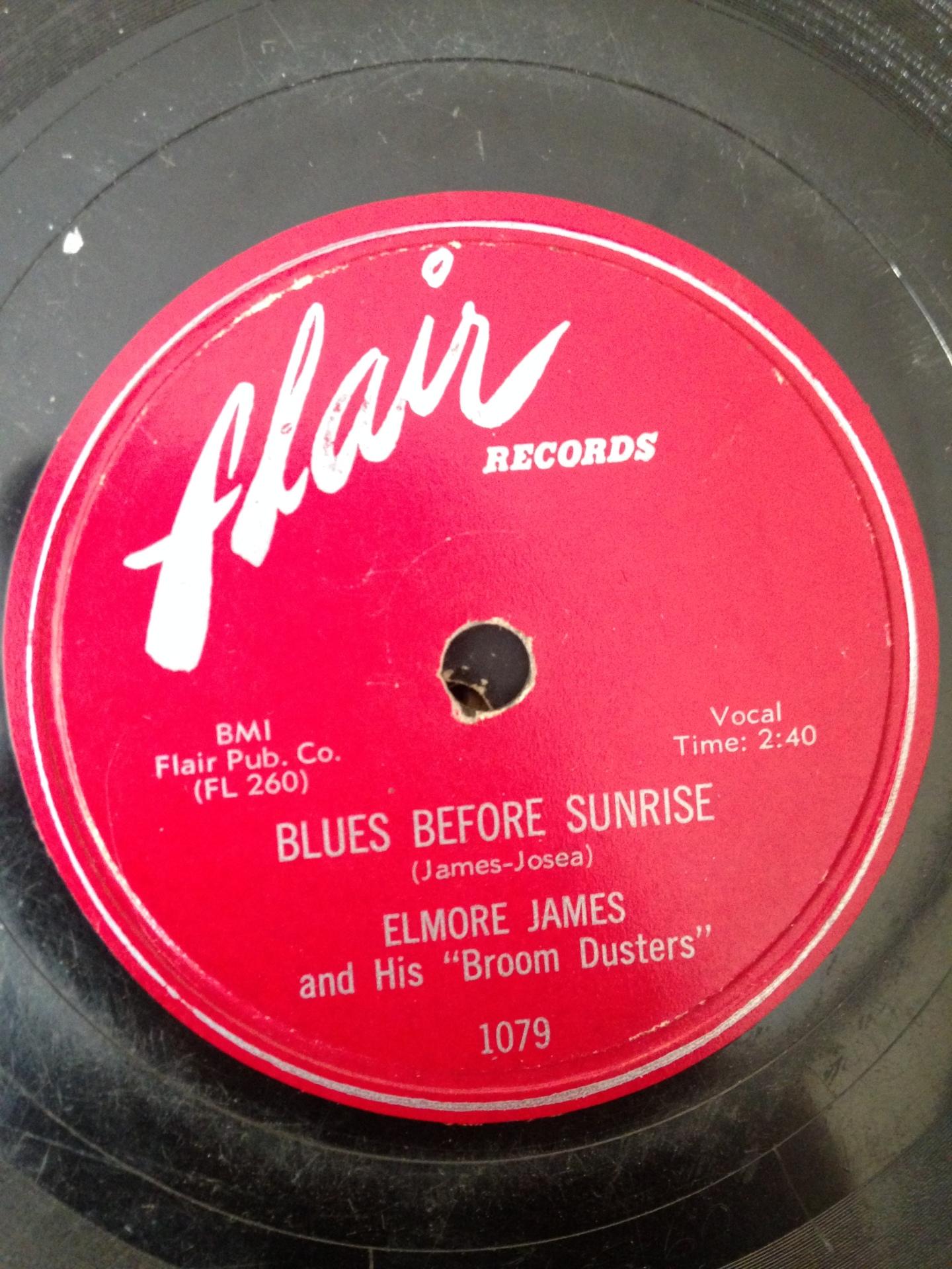 "Elmore James & His ""Broom Dusters"" - Blues Before Sunrise"