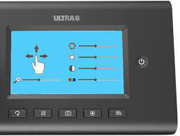 The Ultra 8 Visualiser