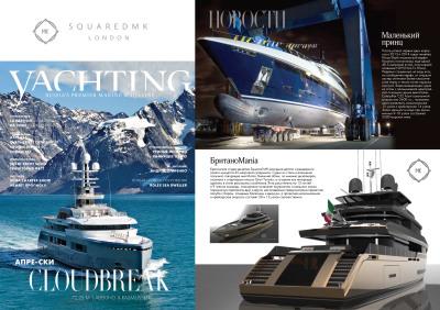 Yachting Russia - Mania 45 SquaredMK