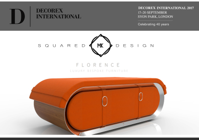 Florence is now available - visit:  www.florencebespoke.com