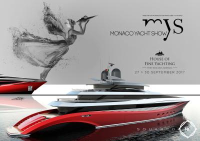 SquaredMK will unveils New Superyacht NYX