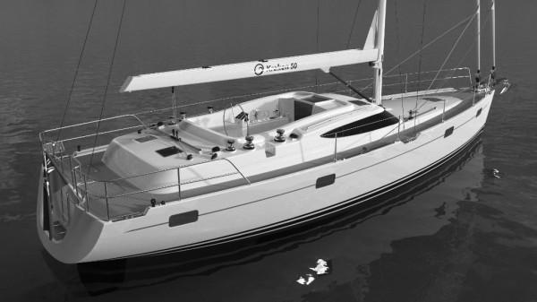 Kraken, sailing yacht, yacht, design