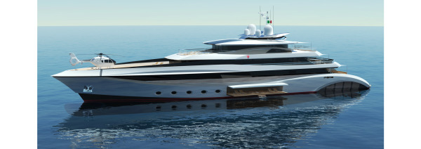 superyacht, squaredmk, yacht, design, luxury, interior, exterior design, concept